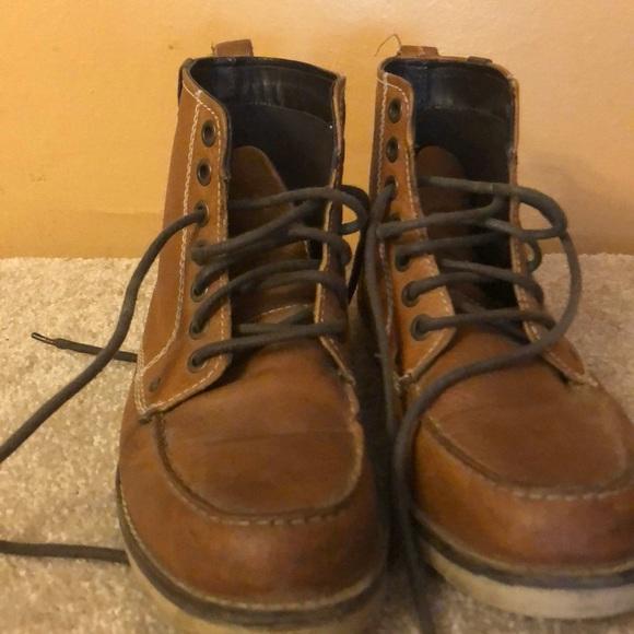 8a9c0d4c521 Men's Crevo Buck leather boot